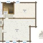 екатериновка план 2-го этажа