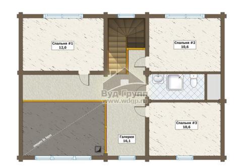 максим план 2-го этажа
