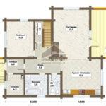 митино план 1-го этажа