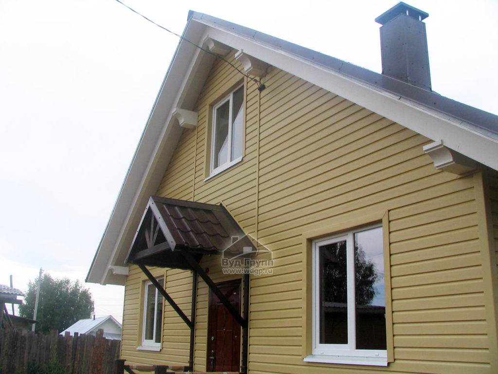 дом на 2 семьи дуплекс