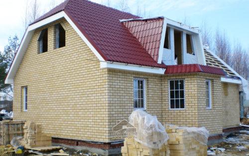 строительство каркасного дома в кировской области