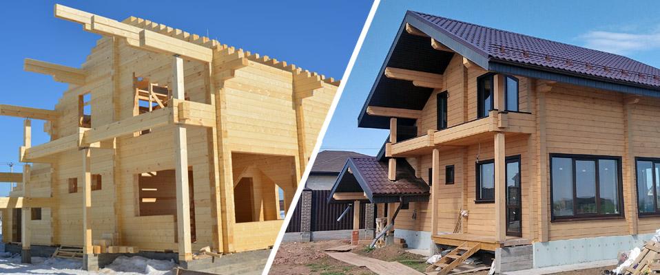 Когда лучше строить дом